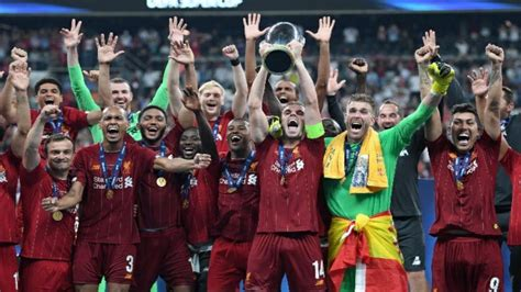 Liverpool beat Chelsea on penalties to lift Super Cup ...