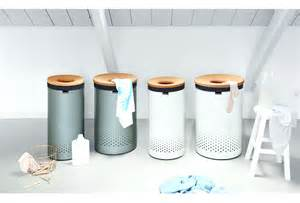 All White Bathroom Ideas Laundry Bins And Bags Available To Order Brabantia