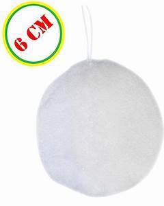 Boule De Neige Noel : boule de neige ouate d corations no l le ~ Zukunftsfamilie.com Idées de Décoration