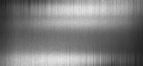brushed stainless steel metal background brushed