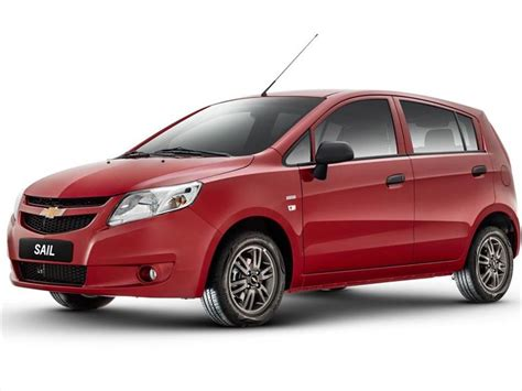 Chevrolet Sail Hatchback 14l Ac (2018