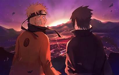 Sasuke Naruto Uchiha Wallpapers Anime Shippuden Uzumaki