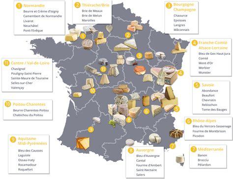 Carte Des Fromages De à Imprimer carte de des fromages voyages cartes
