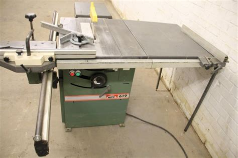 Kity 619 Table Saw Buy Used Online For Best Value