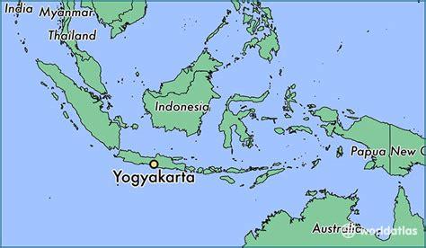 yogyakarta indonesia yogyakarta daerah