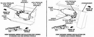 1989 Ford F350 Fuel System Diagram