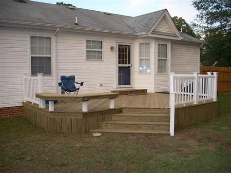 Wrap Around Deck Builder  Wrap Around Decks Virginia