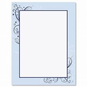 frosted glimmer frame christmas letter papers current With letter paper frame