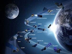 NASA Earth satellites currently operating (9/2013) | Flickr