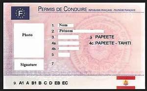 Passage Du Permis : passage du permis de conduire au format carte de cr dit la d p che de tahiti ~ Medecine-chirurgie-esthetiques.com Avis de Voitures