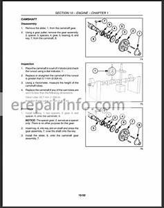 New Holland T1510 T1520 Service Manual  U2013 Erepairinfo Com