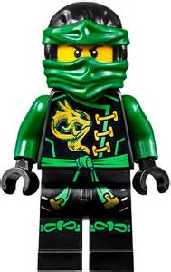 LEGO Ninjago Lloyd Minifigur (end 1/28/2018 10:15 PM - MYT )