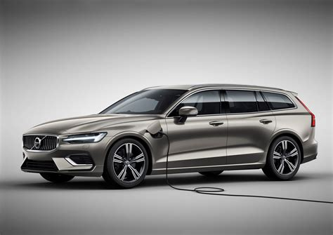 new volvo new volvo v60 to get 2 phev variants