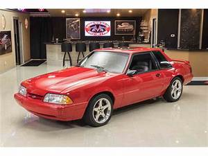 1993 Ford Mustang LX Notchback for Sale | ClassicCars.com | CC-1031903