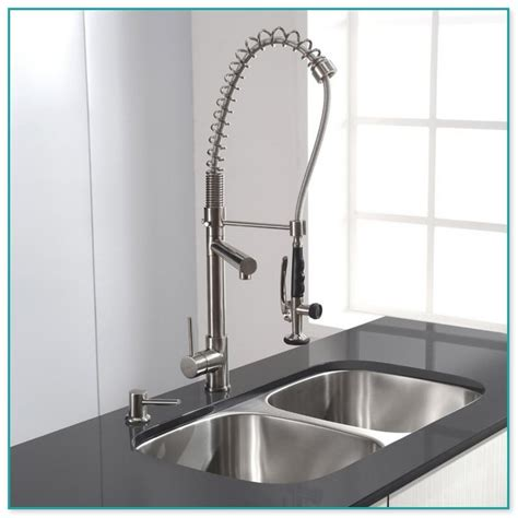 Industrial Kitchen Faucets by Uberhaus Industrial Kitchen Faucet