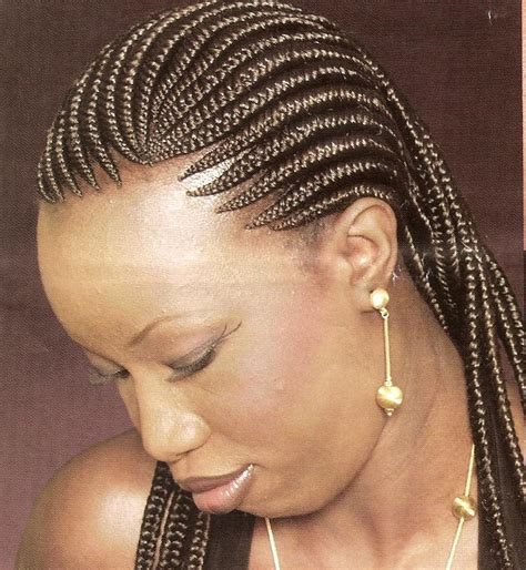 Cornrow Hairstyles Pictures by Pictures Of Cornrow Hair Braiding Designs