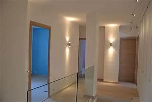 beautiful interieur d une maison ideas amazing house With amazing modele de maison en u 4 habitat performance construction maisons ossature bois
