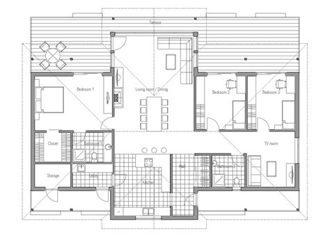 contemporary homes floor plans modern house ch86 floor plan images house plan