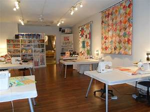 Sewing Studio Tour – West Seattle Fabric Company - Craft ...