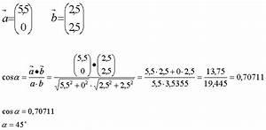 Betrag Vektor Berechnen : vektoren ~ Themetempest.com Abrechnung