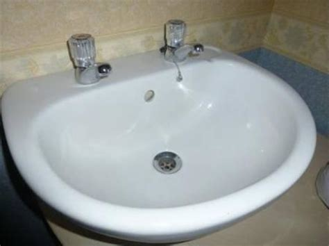 Kitchen Taps Glasgow by Possible To Upgrade A 2 Taps Sink To A Twin Deck Mixer Tap