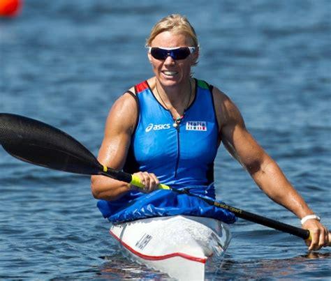 josefa idem canoe sprint athlete