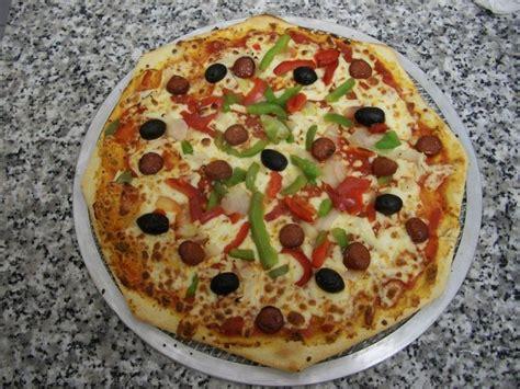 pate minute pizza
