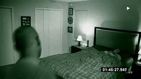 Boyfriend Sets Up Hidden Camera Before Going To Bed What