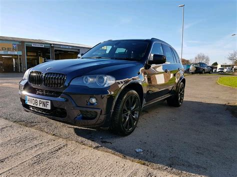 Bmw X5 3.0 Sd M Sport 7 Seater Panoroof Soft-close Nav Tv