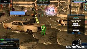 City Of Heroes Freedom Gameplay