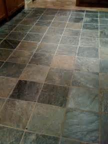 Slate Bathroom Floor Tile