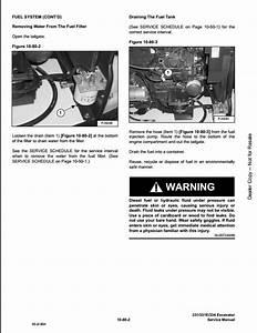 2006 Bobcat 331 331e 334 Mini Excavator Service Repair