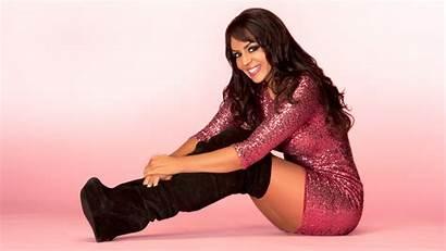 Layla Wwe Photoshoot Flashback Background Fanpop Divas