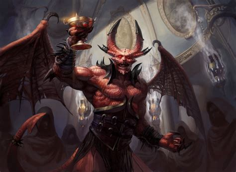 Mtg Lands Deck by Bloodgift Demon Innistrad Magic The Gathering Related Arts