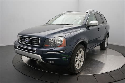 certified pre owned  volvo xc  sport utility