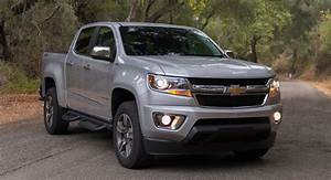 2019 Chevrolet Colorado And Gmc Canyon Ditch The Manual