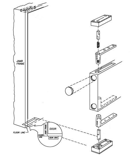 door detail drawing  getdrawings