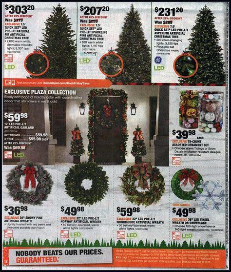 black friday christmas tree sales home depot home depot black friday ads sales deals doorbusters 2018 couponshy