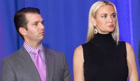 trump donald wife jr vanessa responders scare praises powder rex thanked helped during pic