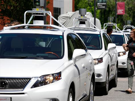 Difference Between Google And Tesla Driverless Cars