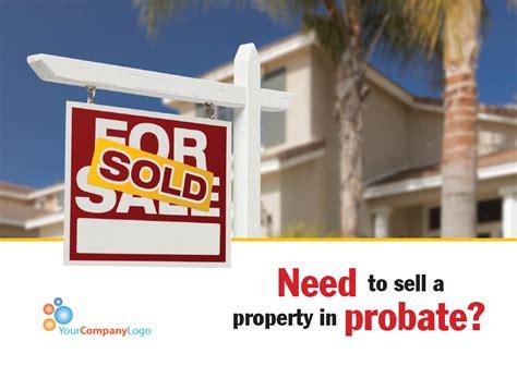 farm   sell  property  probate postcard