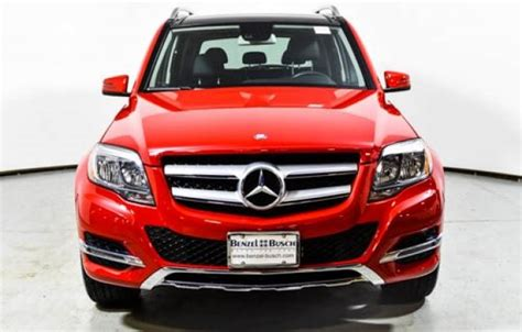 The rewards could also be larger, however the competition will likely be tougher. 2015 Mercedes-Benz GLK 350 4MATIC SUV | Mars Red U14790