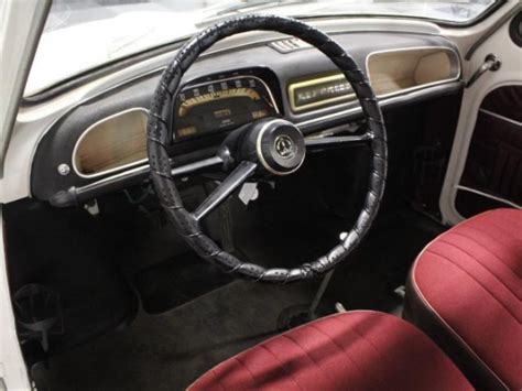 renault dauphine interior don t say dolphin 1966 renault dauphine bring a trailer