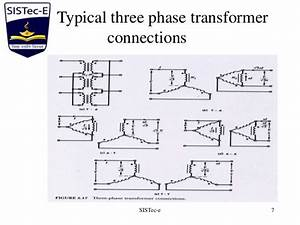 Autotransformer And Three Phase Transformer