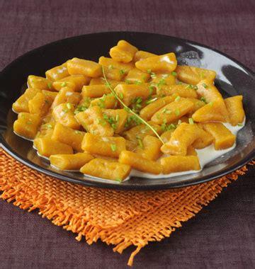 cuisiner une patate douce gnocchis de patate douce les meilleures recettes de