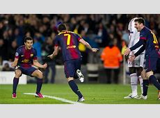 7 great nights from Barça number 7, David Villa FC Barcelona