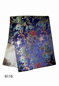 custom made in usa art silk throw or bed scarf multi color With custom bed scarf