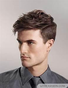 Latest Medium Hairstyles For Men 2015