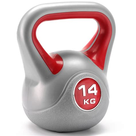 kettlebell york vinyl 14kg 16kg sweatband kg bar curl 12kg spinlock