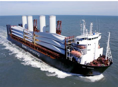 Boat Transport Captain Jobs by Transporting Wind Turbines By Ship Gcaptain
